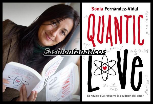 Quantic Love, entrevista a su autora, Sonia Fernández Vidal