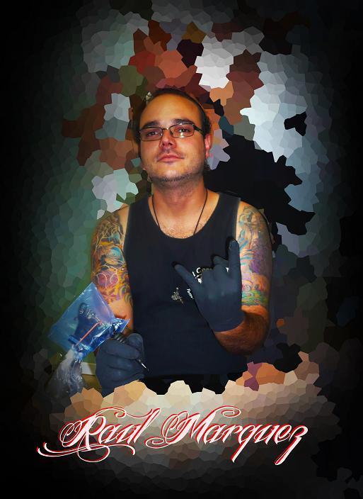 Entrevista a Raúl Márquez Murillo, artista tatuador profesional