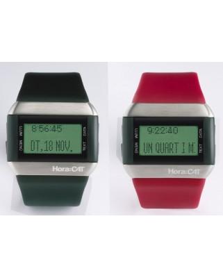 Hora:CAT el primer reloj digital en catalán