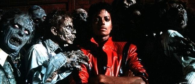 Subastan la mítica cazadora roja de Michael jackson
