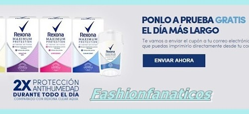 imagen del Rexona Maximum Protection Gratis