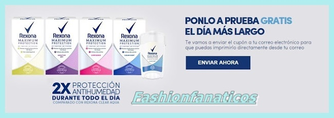 Rexona Maximum Protection Gratis!