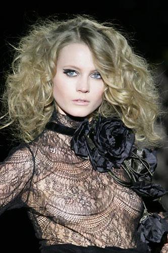 Tendencias en peinados y maquillajes, pasarela Cibeles Otoño-Invierno 2010-2011 (1ª parte)
