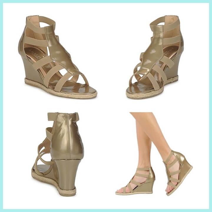 descuentos sandalias romanas de rebajas de Spartoo