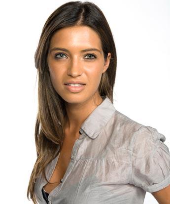 Sara Carbonero convierte en oro lo que se pone