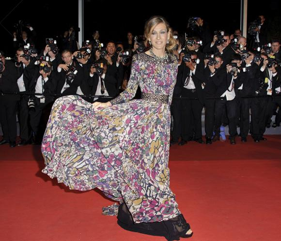 Los looks del último día del Festival de Cannes