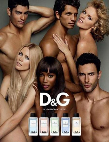 Nuevas fragancias de D&G