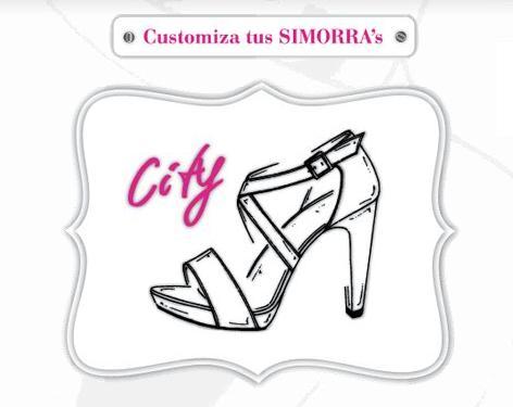 Participa en el diseño de tus zapatos con Simorra