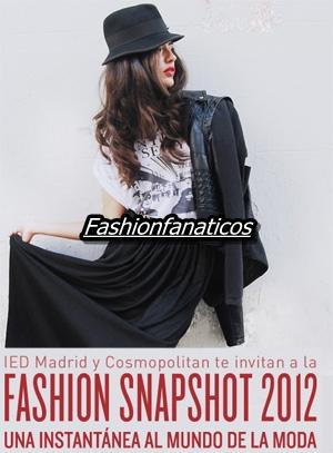 Ya está aquí la nueva Fashion Snapshot