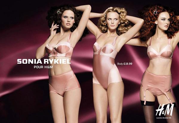 Preview de presentación de la colección de Sonia Rykiel para H&M