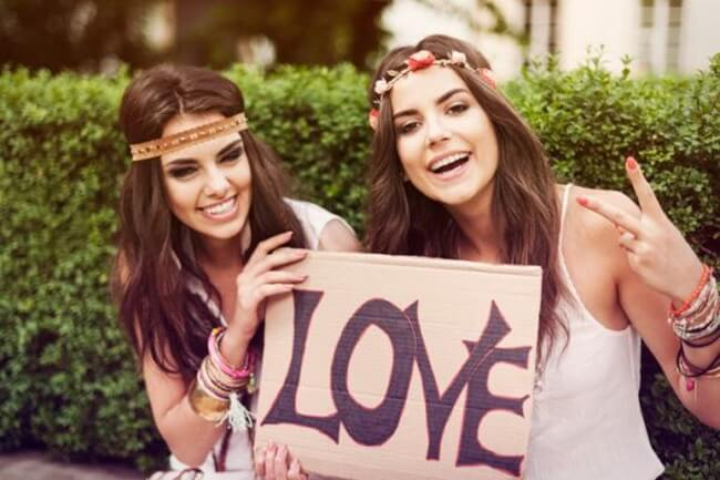 Las celebrities se apuntan a la tendencia hippie