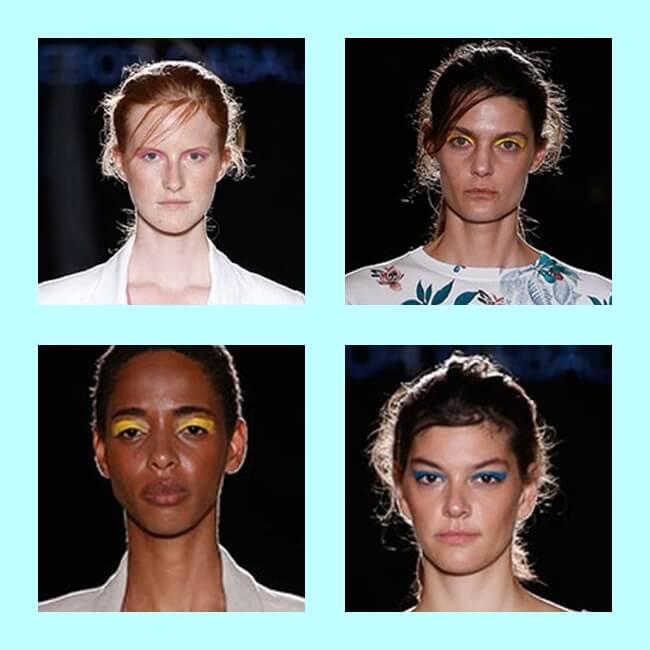 Tendencias Maquillaje Primavera-Verano 2019