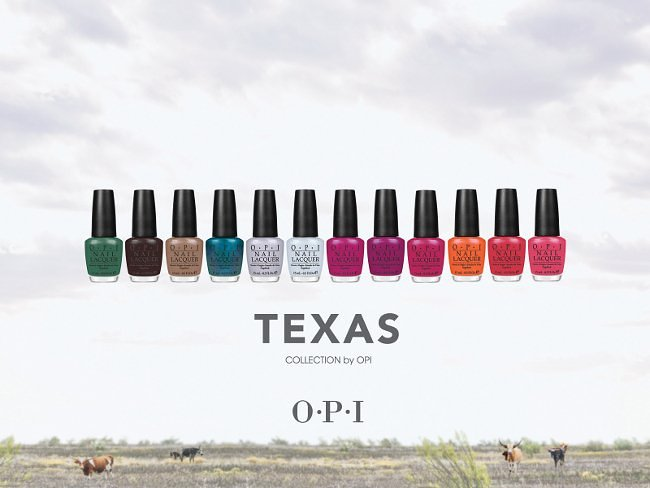texas by opi