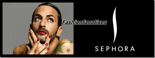 Marc Jacobs lanzará su primera colección de maquillaje