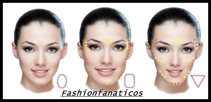 Maquillaje según tu tipo de rostro