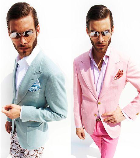 Nueva colección de Tom Ford para hombre Primavera-Verano 2010