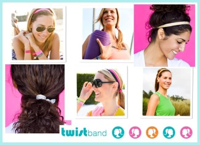 Las Twistband se convierten en el accesorio de moda