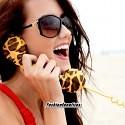 Los nuevos auriculares Pop Phone Animal de Native Union ¡Tu móvil nunca fue tan salvaje!