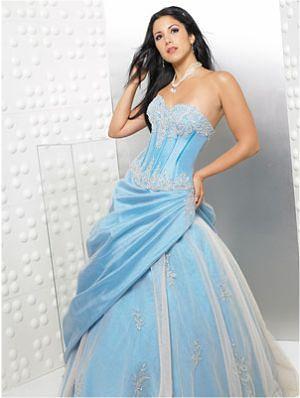 El vestido de los 15