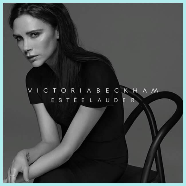 Victoria Beckham para Estée Lauder