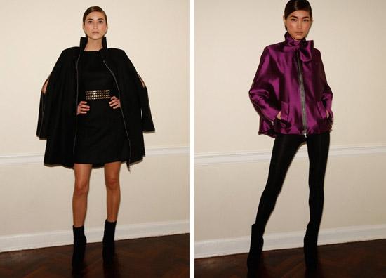 Victoria Beckham y su colección para Otoño-Invierno 2009-2010 ...