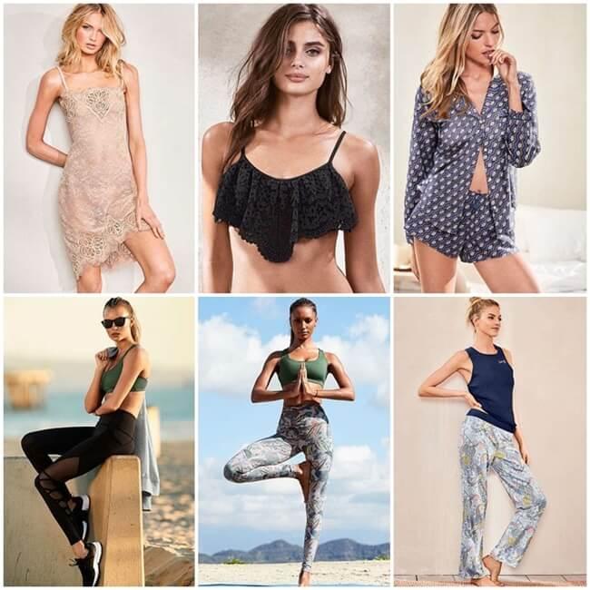 Victoria's Secret presenta su nueva colección de lencería