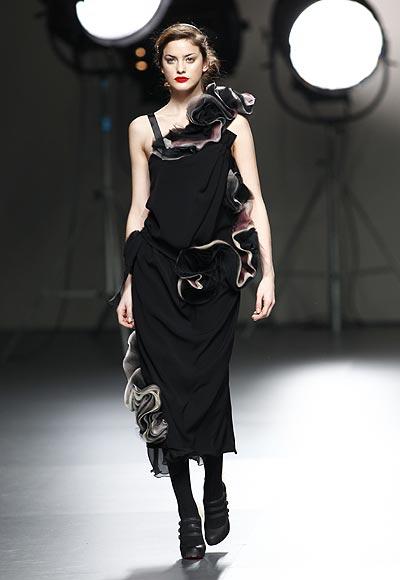 Cibeles Madrid Fashion Week 2011-2012 (2ª parte)