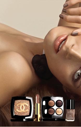 Chanel nueva colección de maquillaje de Primavera 2010
