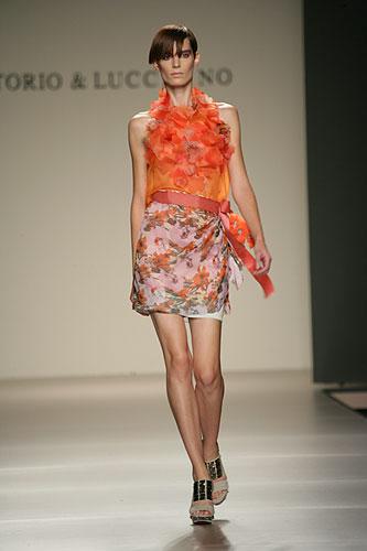 Victorio&Lucchino en la Cibeles Fashion Week