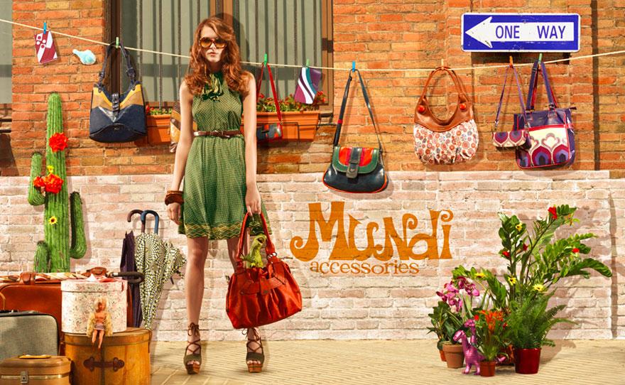 Outfits de última tendencia con la marca de accesorios MUNDI