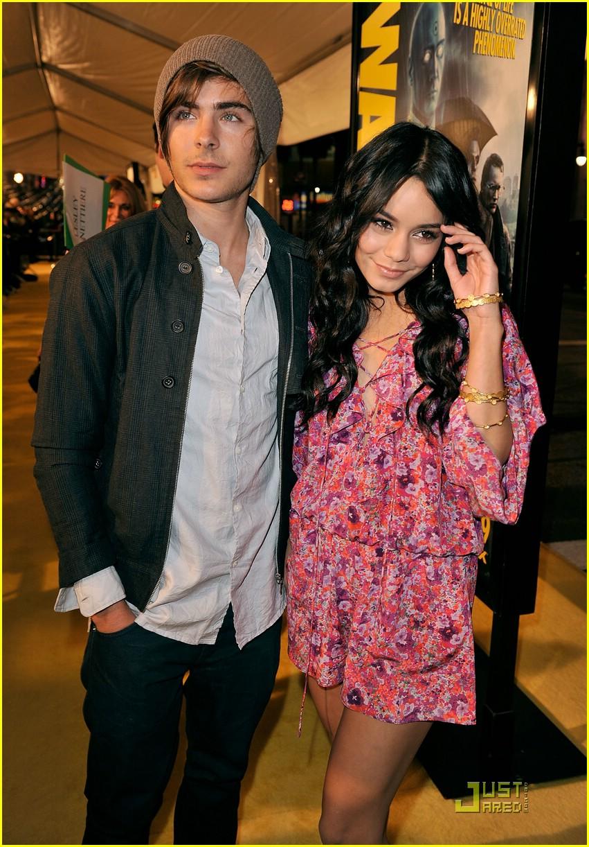 Parejas de moda: Zac Efron y Vanesa Hudgens