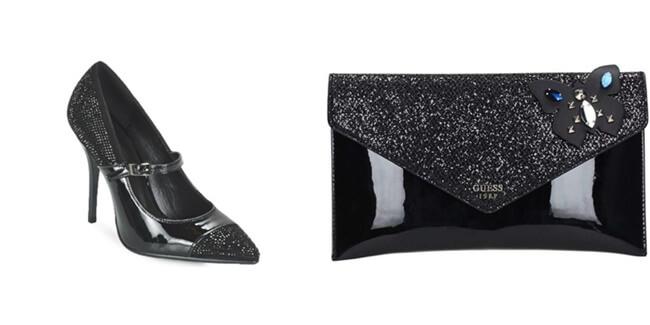 Zapatos y bolsos para Navidad