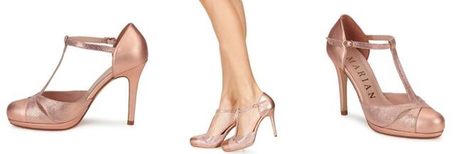 Los zapatos retro son tendencia entre las famosas